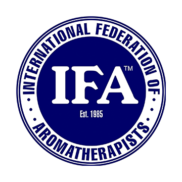 International Federation of Aromatherapists logo