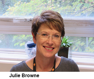 Mrs Julie Browne