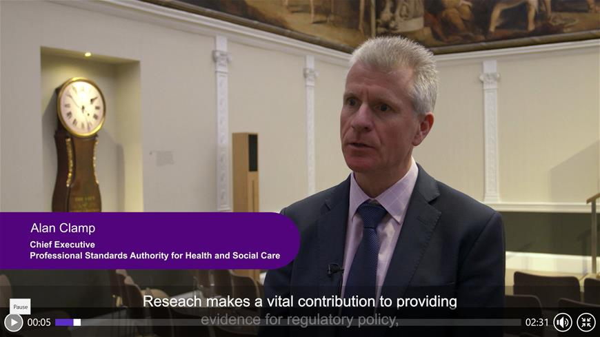Why research is important to regulation vox pops