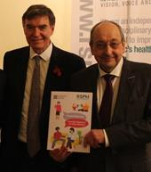 Untapped resources launch George and Harry with the Minister