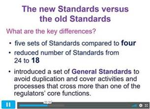 New Standards animation