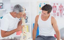 Chiropractor for website